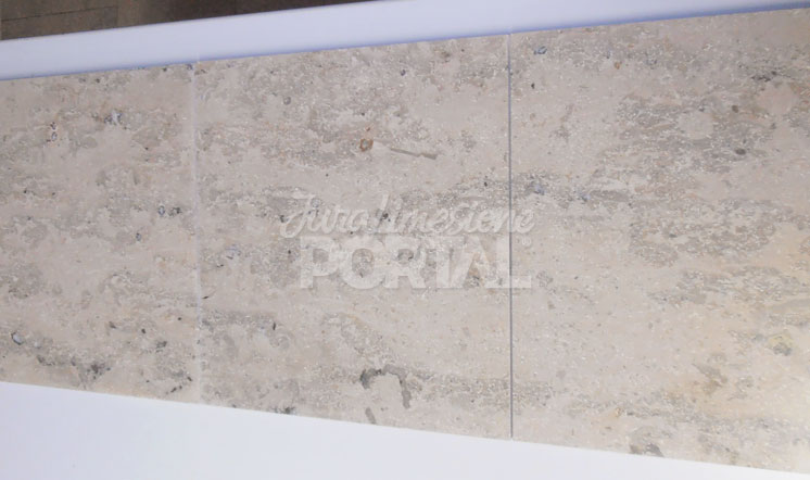 Jura Grey limestone vein-cut tiles